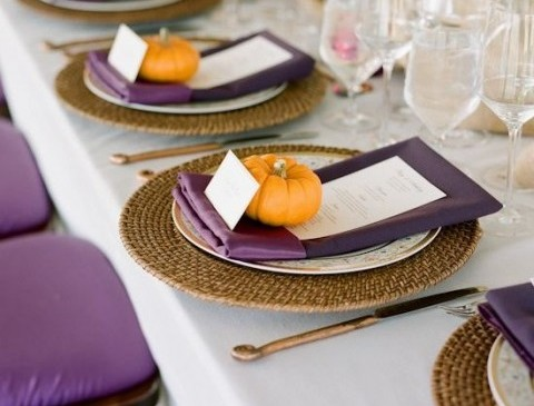 Sposarsi in autunno: consigli per una palette unconventional