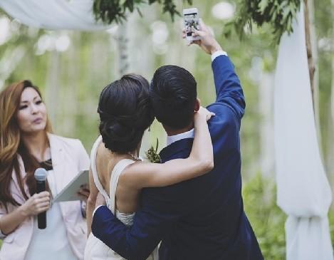 Nozze e Selfie: vademecum per un matrimonio perfetto