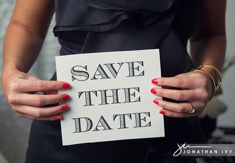 Save The Date: un invito molto speciale