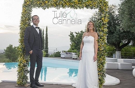 Wedding backdrop: e il matrimonio si tinge di magiche atmosfere