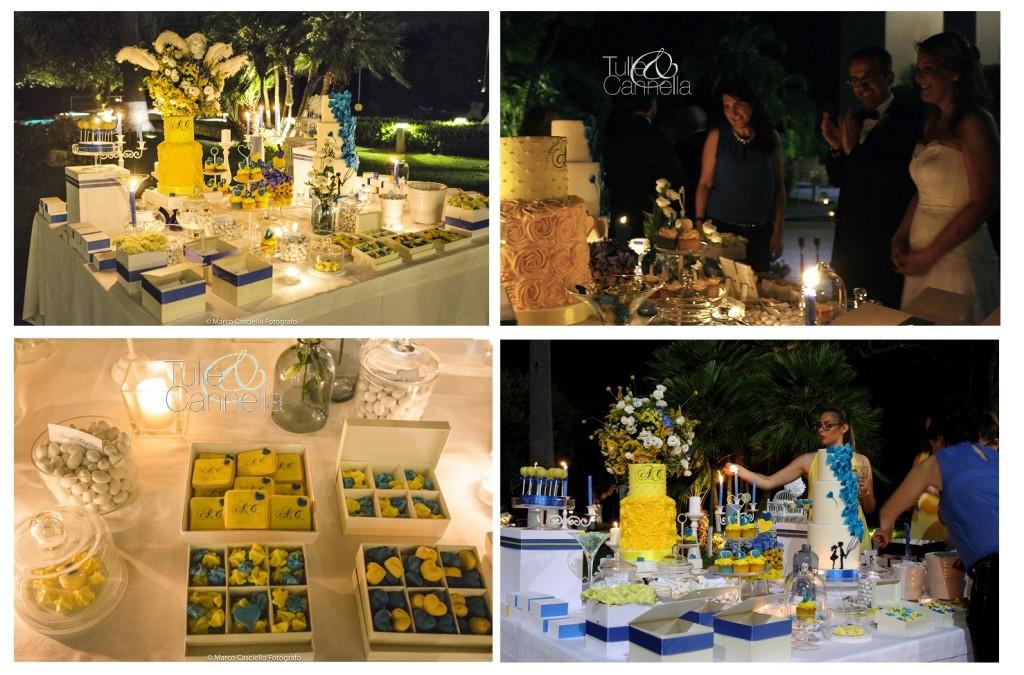 La meravigliosa Confettata Luxury creata per Antonio e Concetta