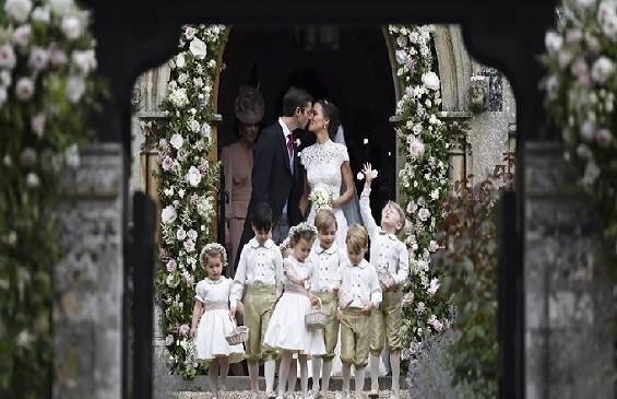 Pippa Middleton: una sposa quasi perfetta