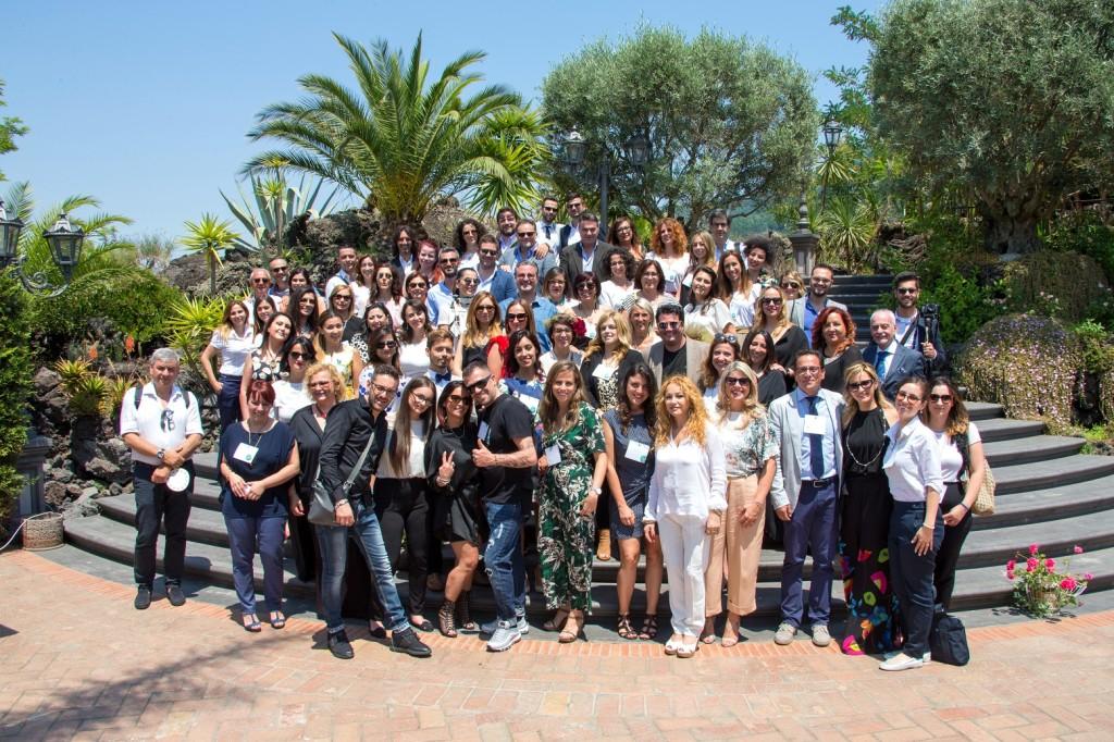 Ph. Nello Di Cesare - Una bellissima foto di gruppo