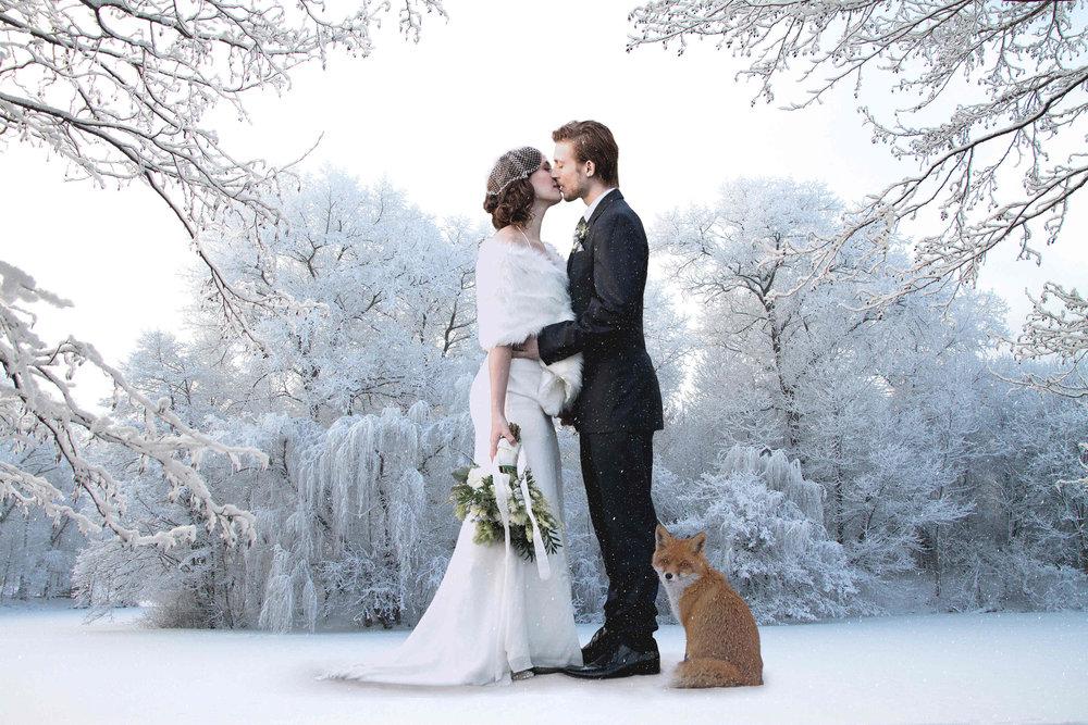 Il Matrimonio Invernale ha sempre un fascino speciale! - Les Petites Mariées.com