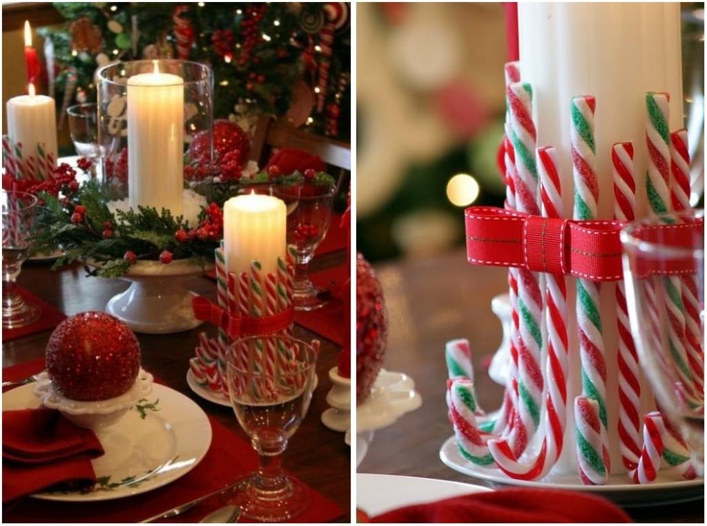 Centrotavola di Natale: tante idee fai da te Wedding