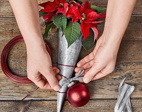 Centrotavola di Natale: tante idee fai da te