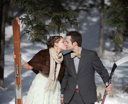 Matrimonio invernale: 5 idee stilose