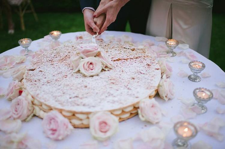 Splendida questa millefoglie delicata e romantica - thelane.com