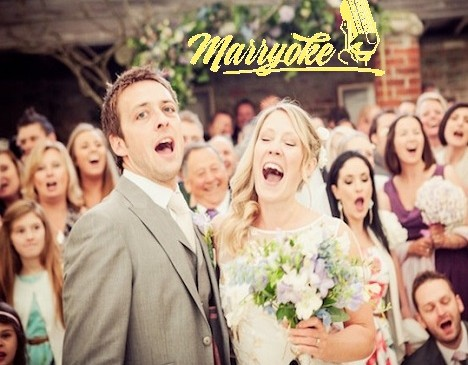 Marryoke: l'alternativa cool al video di matrimonio