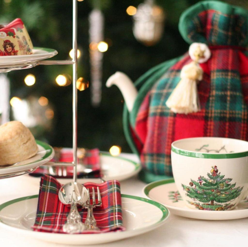 Il rito del Tea in Tartan style - theglampad.com
