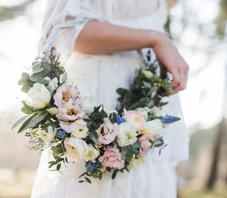 Bouquet Sposa Pendente.5 Bouquet Che Adorerai Wedding Planner Napoli Tulle E Cannella