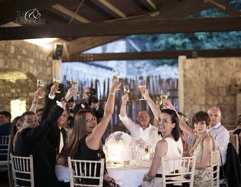 Tavoli del Matrimonio: come fare la disposizione dei posti