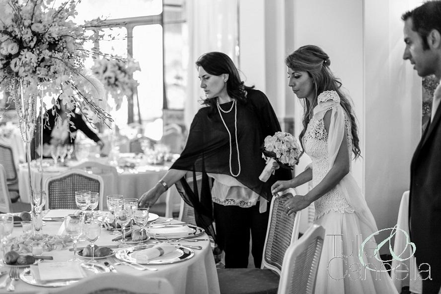 tavoli del matrimonio tulleecannella ricevimento nozze