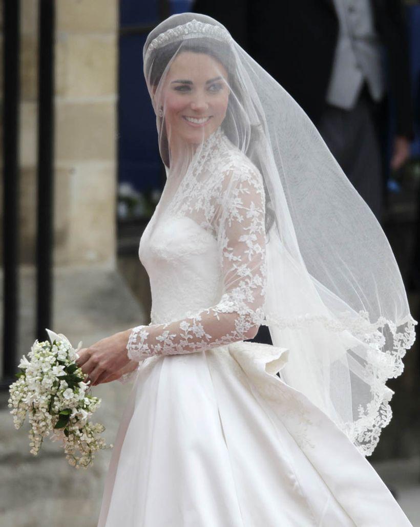 velo da sposa storia moda kate middleton
