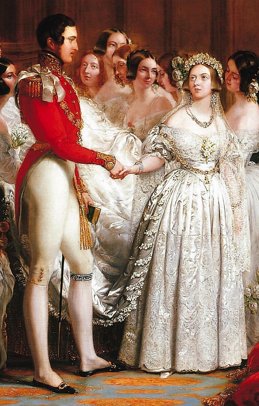 velo da sposa storia moda stili victoria e albert