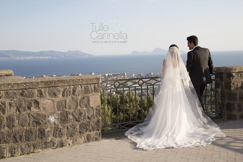 velo da sposa tradizionale tulleecannella