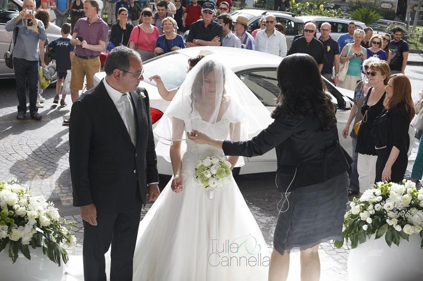 velo da sposa voloiera tulleecannella weddingplanner napoli