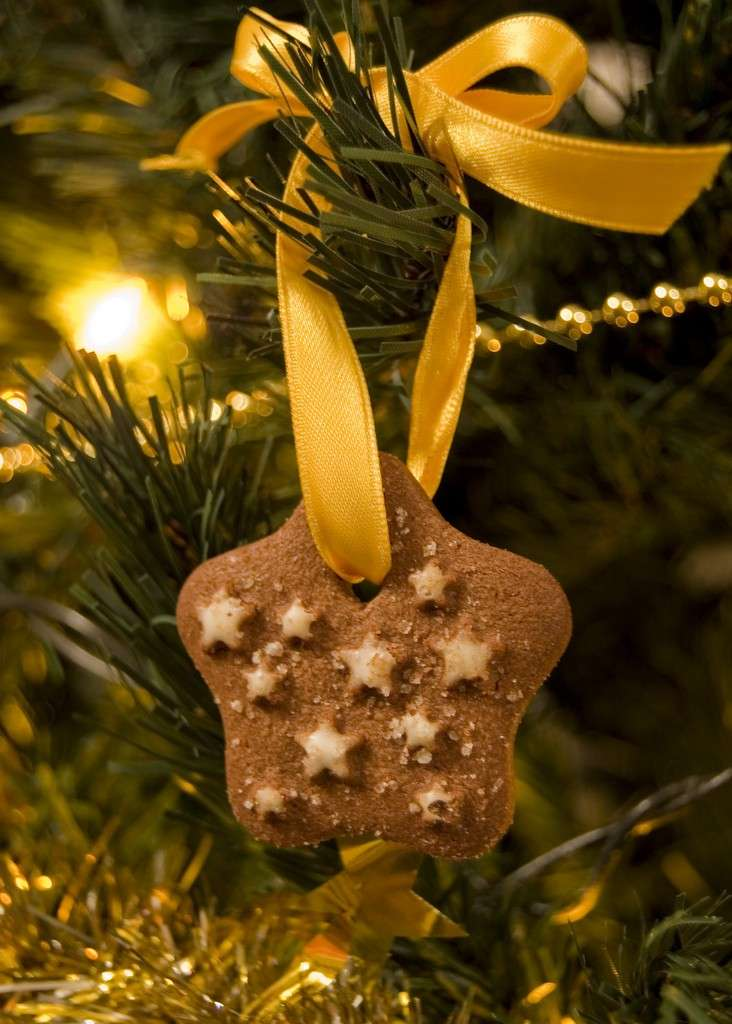 albero di natale biscotti pandistelle ifonly