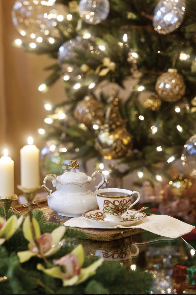 albero di natale tazza da tea vicoriamagazine