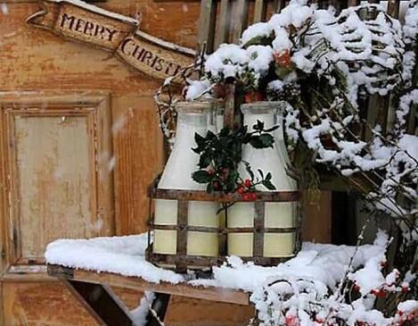 La magia di un Natale Country