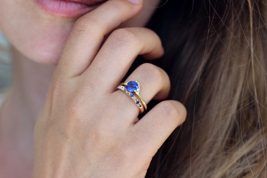 qualcosa di blu anello matrimonio artmerstudio