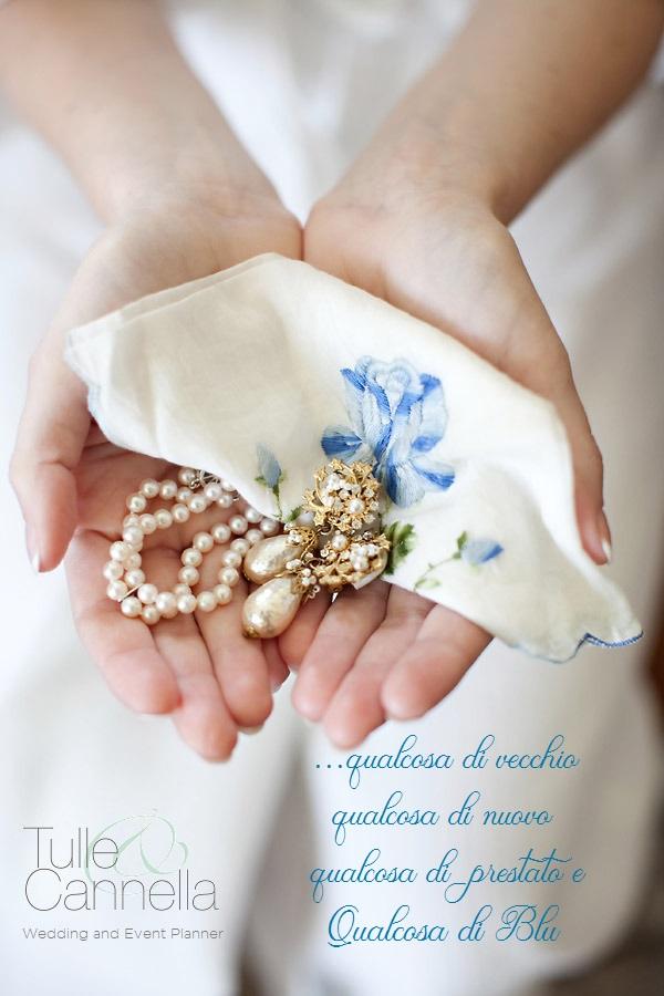 qualcosa di blu tante idee per indossare la tradizione
