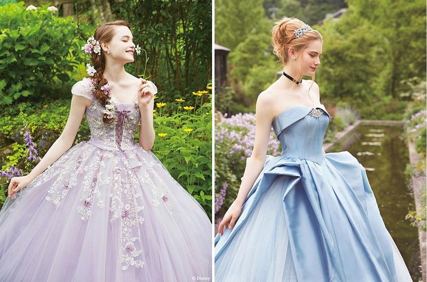 principessa disney abito da favola wedding napoli
