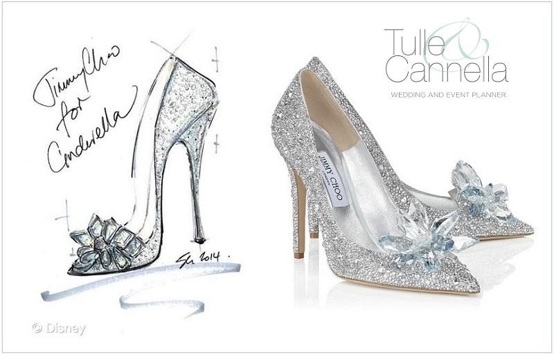 Principessa Disney scarpe Jimmy Choo Cenerentola 3