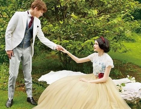 Sposarsi con un abito da Principessa Disney? Ora si può