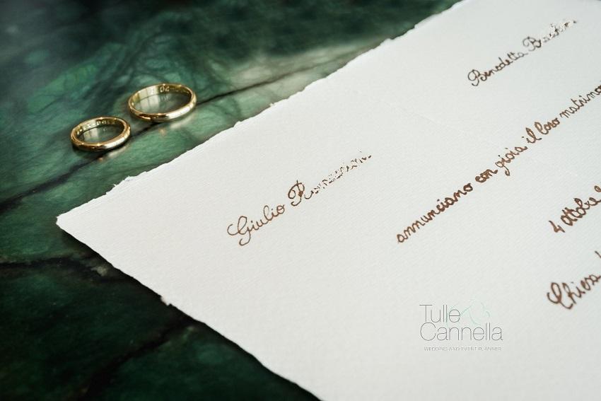 ricordi del matrimonio partecipazioni-matrimonio wedding napoli