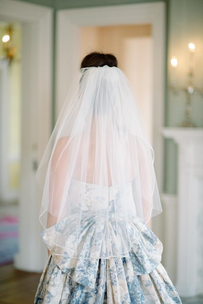 Toile de Jouy abito da sposa acoastalbride 1