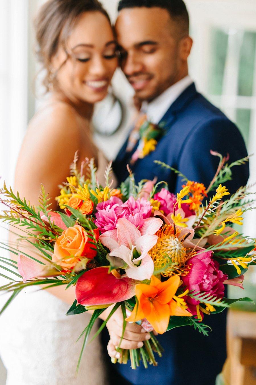 tropical wedding theeverylastdetail