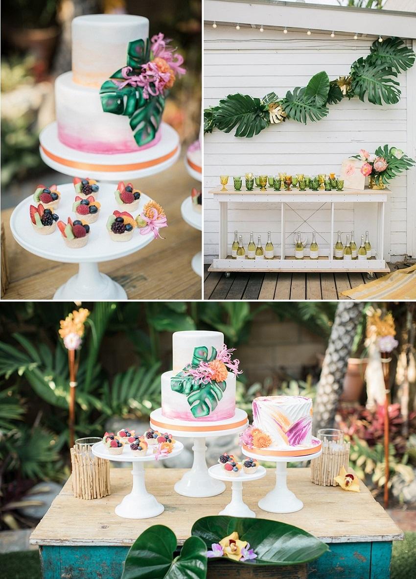 tropical wedding strictlyweddings 2