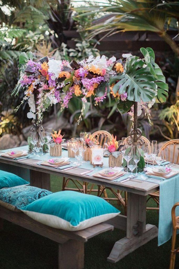 tropical wedding strictlyweddings