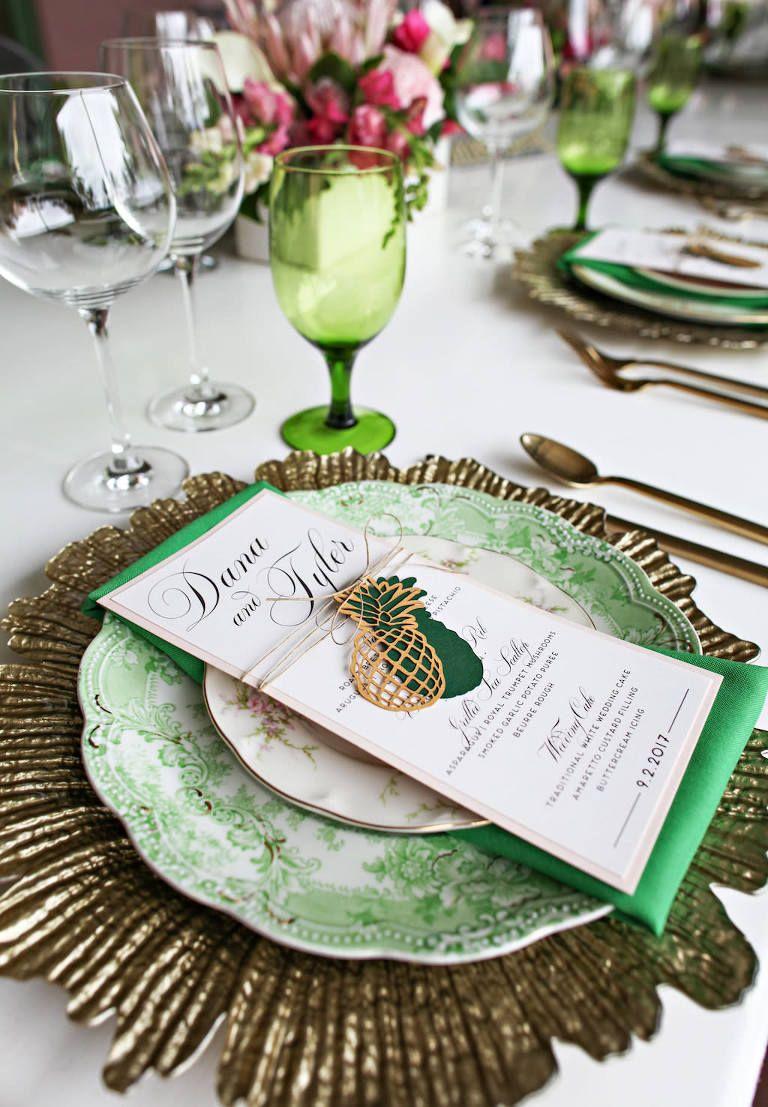 tropical wedding weddingomania