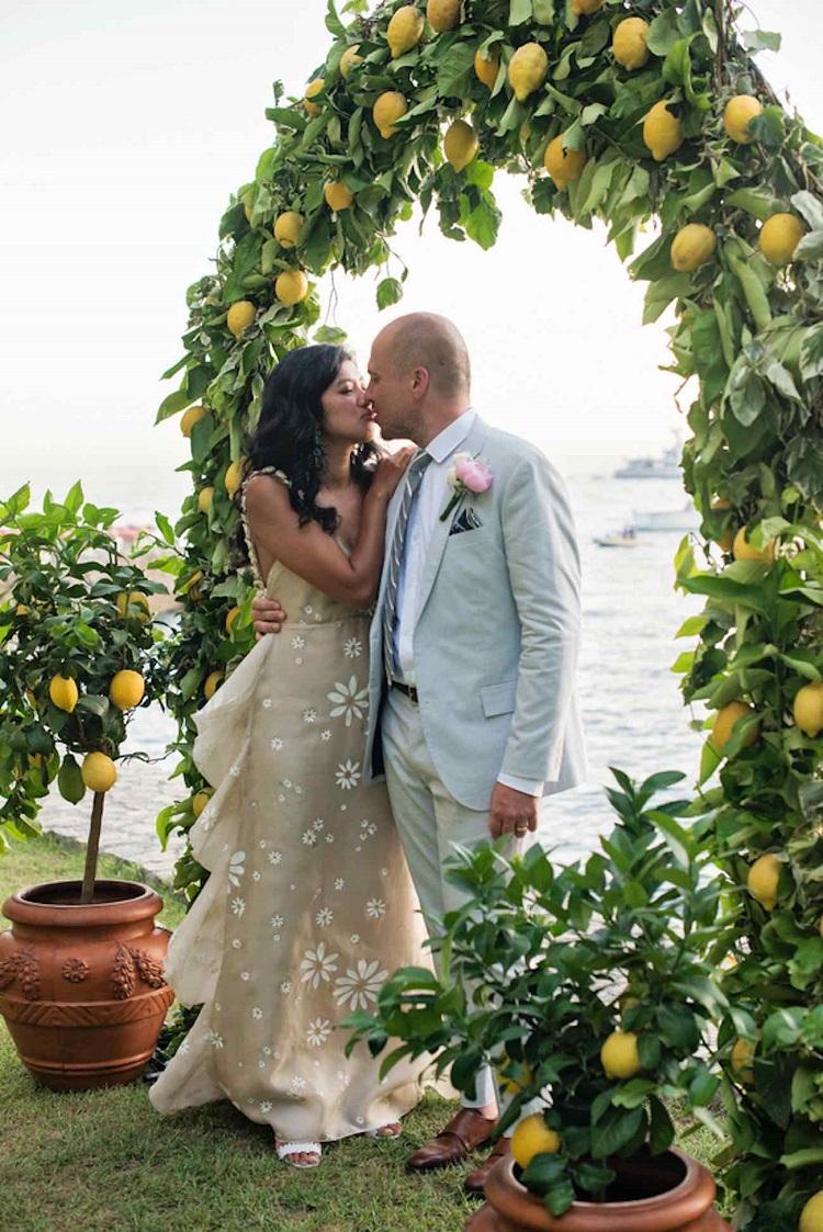 matrimonio senza fiori Rochelle Cheever Photography