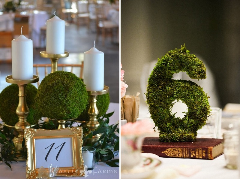 matrimonio senza fiori castlefarms