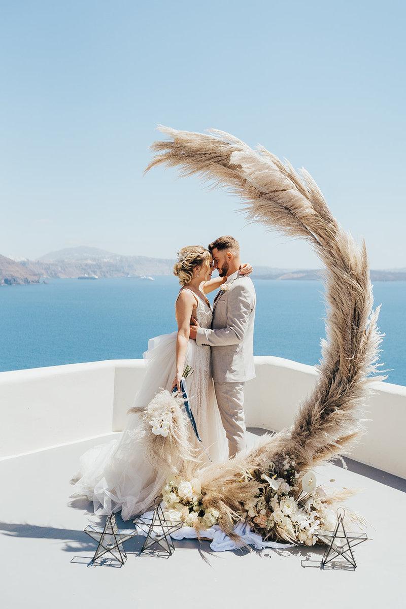 matrimonio senza fiori junebugweddings