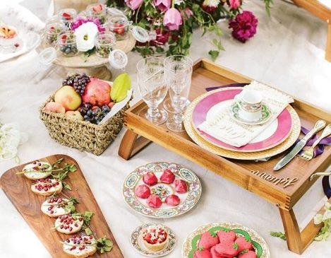 Pasqua alternativa un picnic in salotto