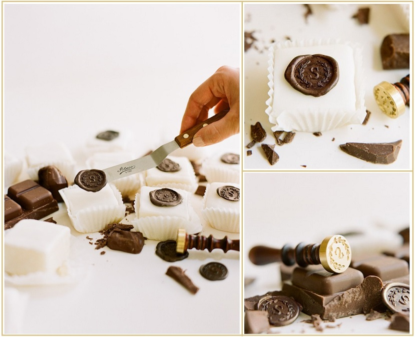 ceralacca cioccolatini oncewed