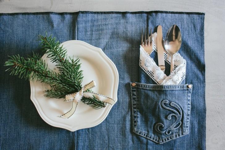 tavola blu jeans dominstil-si